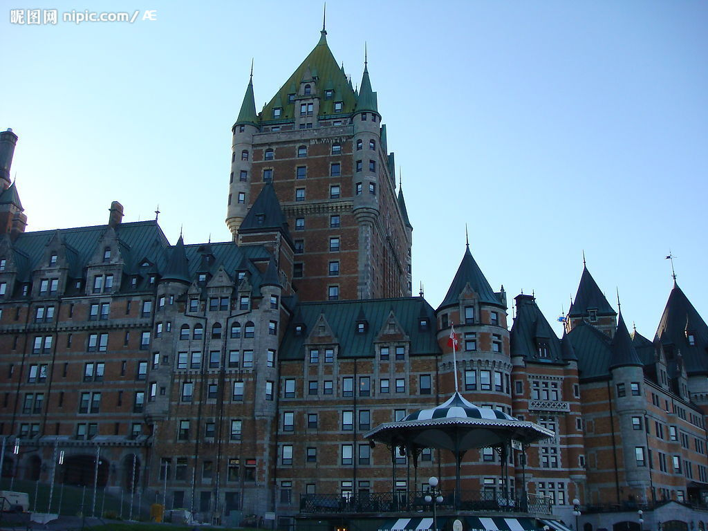 加拿大建筑